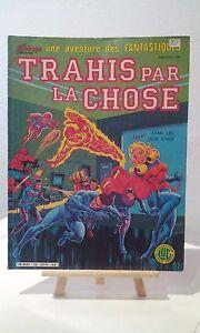 Aventure-des-Fantastiques-N-38-034-Trahis-par-la-Chose-034-Edition-LUG