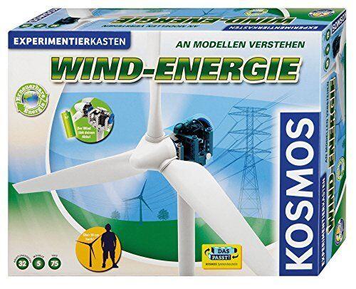 Kosmos 627928 - Wind-Energie  | Erste Kunden Eine Vollständige Palette Von Spezifikationen