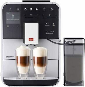 Melitta CI TOUCH F630-101 Bean to Cup Coffee Machine 1400 W, 1.8 Litres SILVER