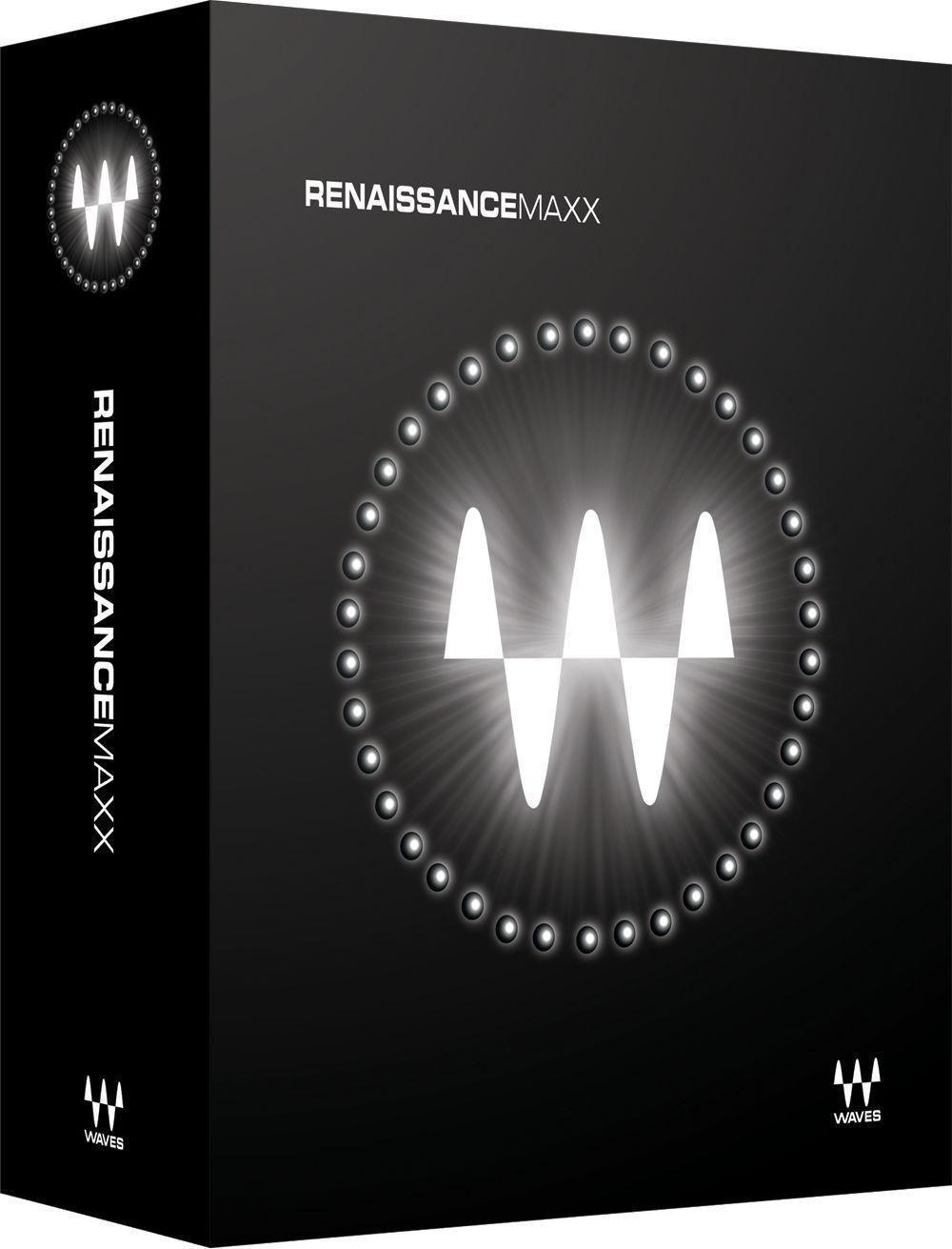 Waves Renaissance Maxx Bundle RenMaxx RenEQ RenComp RVox RVerb AAX VST AU