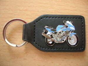Porte-cles-SUZUKI-SV-650-S-SV650S-bleu-bleu-modele-2003-art-0959-Moto
