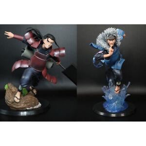 Anime-Naruto-Shippuden-HOKAGE-brothers-Hashirama-PVC-Action-Figure-Figurine-Toy