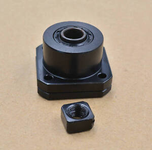 FK/FF High Precision Bearing Ball Screw Mounts End Support CNC Bracket fixed end