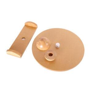 66fit-Balance-amp-Rocker-Board-Set-45cm-Adjustable-Interchangable-Wobble-Board