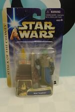 Star Wars Attack of The Clones Wat Tambor Action Figure