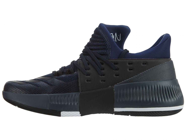 Adidas Basketball Men's D Lillard  Dame 3 scarpe da ginnastica Dimensione 8.5 us BB8271  nelle promozioni dello stadio