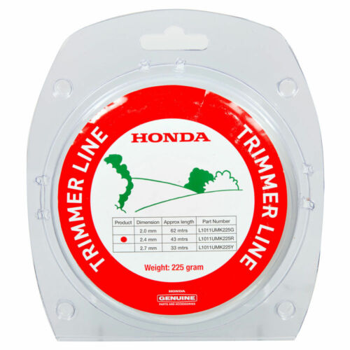 Genuine Part Honda ROUND TRIMMER LINE 2.4mm x 23 or 43 or 87m