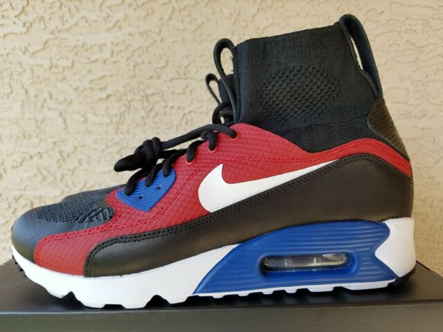 promo code e92d8 93dec Nike Air Max 90 Ultra Superfly T 850613-001 US Size 9 Tinker Hatfield HTM
