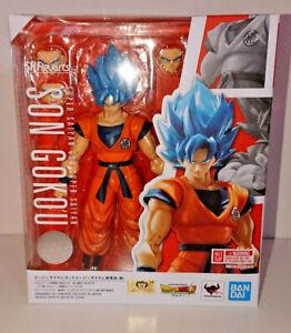 S.H.Figuarts Dragon Ball Super Broly Super Saiyan God Son Goku Action Figure
