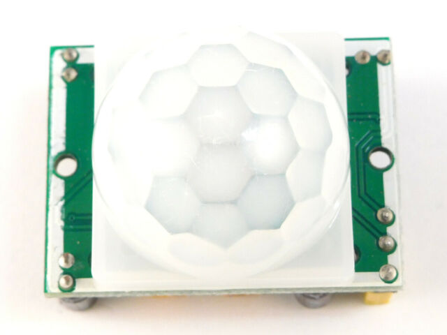 PIR Motion Detector Sensor Switch 7m range, compatible with Arduino and others