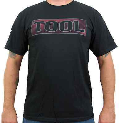 TOOL T-Shirt Band Shaded Box Triple Face New Authentic OFFICIALLY LICENSED S-2XL