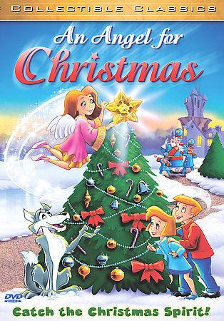 An Angel For Christmas DVD, 2003  - $0.99