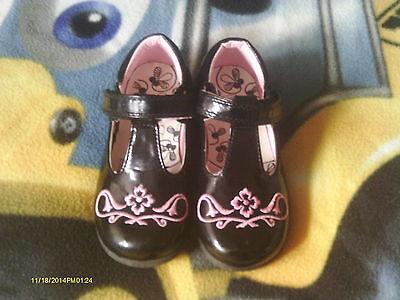 Zapatos Negros Niñas Talla 9 euro 26.5 (Infantil)