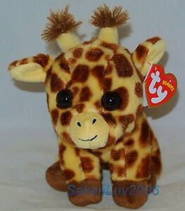 2017-Ty-Beanie-Baby-PEACHES-the-Giraffe-6-034