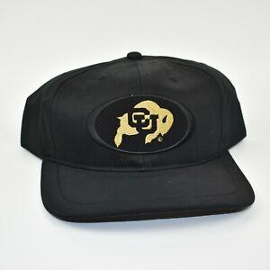 Colorado-Buffaloes-NCAA-Twins-Enterprise-Vintage-90-039-s-Snapback-Cap-Hat-NWT