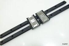 Lwl20bcs450l Used Linear Bearing 2r4b No Preload Thk Srs20 Cnc Router Lmg I 25