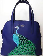 Item 3 Kate Spade Full Plume Pea Mega Margot Leather Bag Satchel Tote Nwt