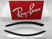 Authentic Rayban Rb 3320 Replacement Temple (arm) Tips Black Ray-ban Genunie
