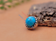 10X-10mm-Antique-Flower-Turquoise-Conchos-Leather-Crafts-Bag-Wallet-Decoration miniature 76