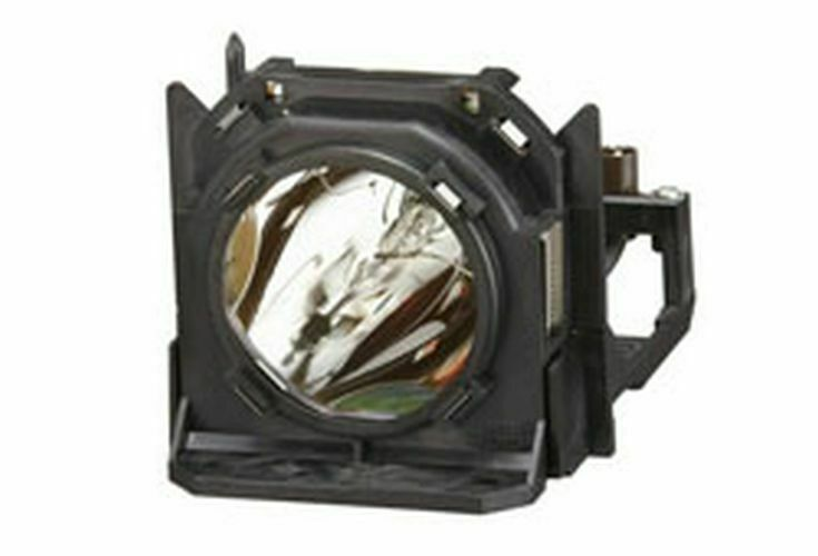 REPLACEMENT LAMP & HOUSING FOR PANASONIC PT-DW10001, PT-DW10001 (SINGLE LAMP)