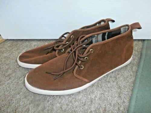 en portées pour hommes textile talons 11 Bottes ~ State ~ neuves à marron chaussures Cedarwood ~ uk non T4fIwW