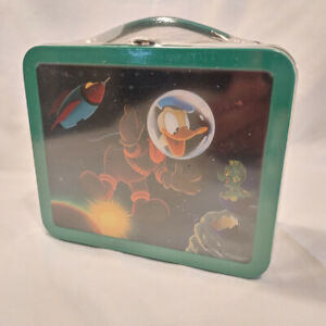 HALLMARK-MINI-LUNCHBOXES-SCHOOL-DAYS-DONALD-DUCK-1990s-NEW-AND-SEALED