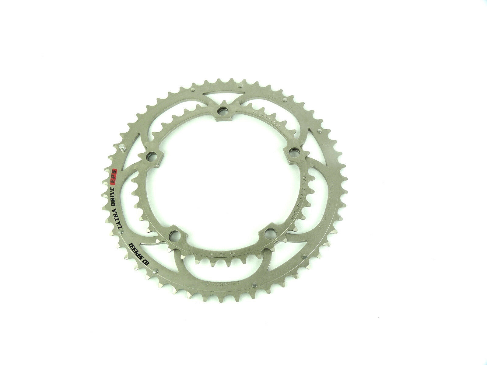Campagnolo Record 10 speed Chainring set 53 39T  Road Bike Ultra Drive EPS NOS  great offers