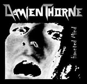 DAMIEN THORNE Haunted mind CD Eigenrelease 2005