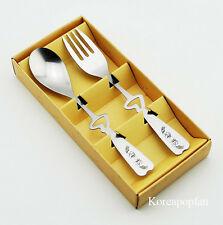 AOA Ace Of Angels dinnerware Goods stainless steel Kpop New