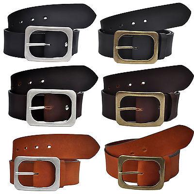 5cm Pelle Pieno Larga Cintura Belt F. & Lunghezza Selezionabile 4mm Dick Vz113 Alt + Mes-mostra Il Titolo Originale Prezzo Di Strada
