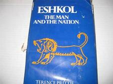 Eshkol; the man and the nation by Terence Prittie