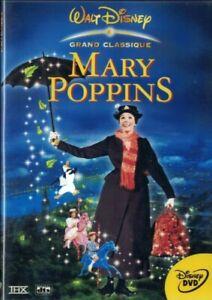 DVD MARY POPPINS WALT DISNEY