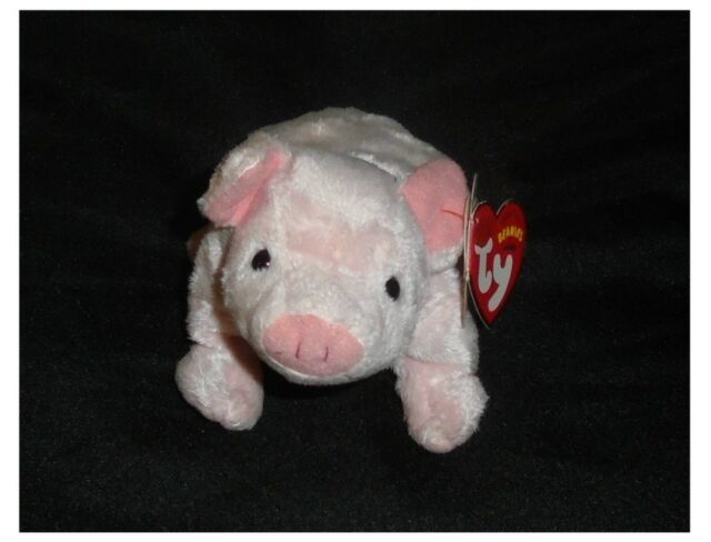 Ty Beanie Baby Luau the Pig 2003 with tag