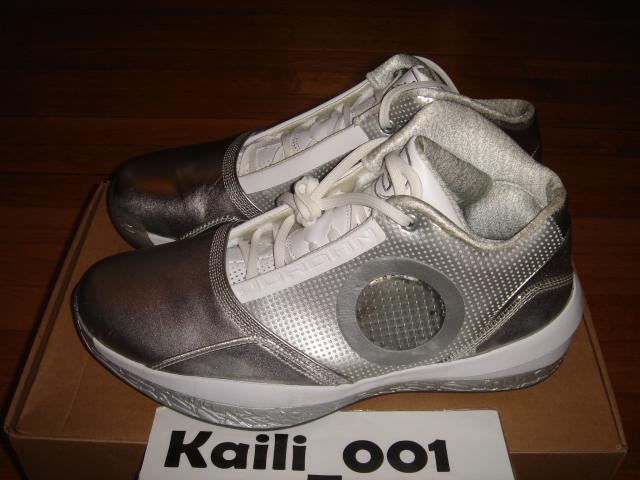 Nike Air Jordan 2010 387358-006 Size 11 White Silver 387358-006 2010 B bc13df