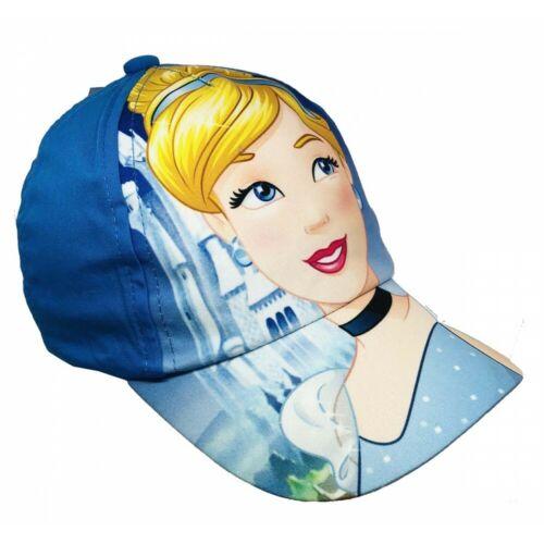 Bleu Princesses Disney Casquette fille Cendrillon