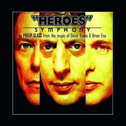 Philip Glass - Heroes Symphony [New Vinyl LP] Holland - Import