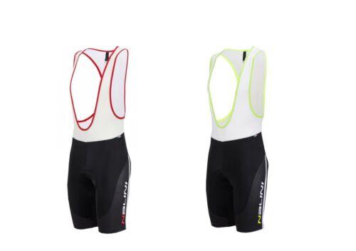 Nalini Sinello Cycling BibShorts XXXL Yellow Red RRP £69.99