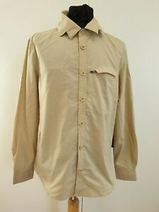 Details about C319 MENS BNWT RRP £70 LAND ROVER BEIGE LIGHTWEIGHT NYLON SHIRT UK M EU 50