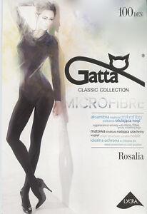 Classic-Opaque-Microfibre-Tights-100-Denier-Gatta-034-ROSALIA-034