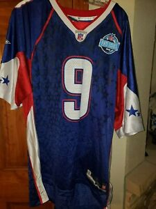 check out ee621 f817c Details about Tony Romo 9 Cowboys NFL 2008 All Star Pro Bowl Mens Jersey Sz  M