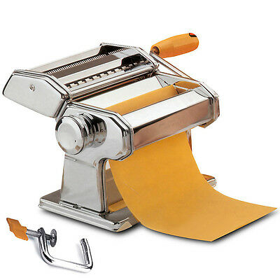 Maquina para Hacer Pasta Fresca Casera Espaguetis Tallarines Amasadora