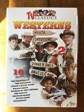 TV Classics: Westerns, Vol. 1 [2 Discs] DVD Region 1