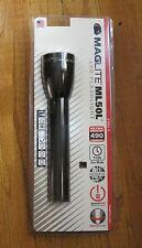 3rd GENERATION MAGLITE 2-C LED Flashlight Black Maglight 490 LUMENS