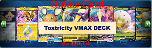 Toxtricity-VMAX-Deck-Sword-amp-Shield-Rebel-Clash-Pokemon-TCG-Card-Online-PTCGO