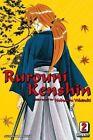 Rurouni Kenshin 2 Volumes 4-6 Book | Nobuhiro Watsuki PB 1421520745 BAZ