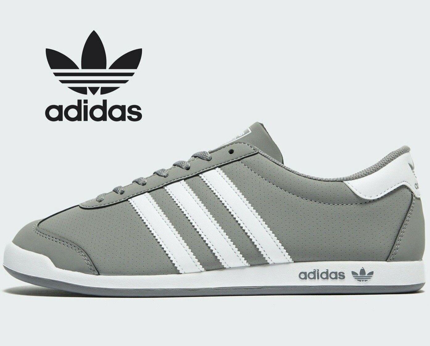 ⚫ 2019 Adidas Originals The Sneeker ® ( Men Größe UK 9 EUR 43.5  ) Weiß   grau