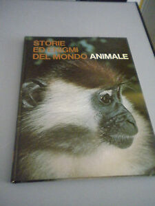 Storie And Puzzles Del Mondo Animal Vcol. 1Edizioni Ferni 1974