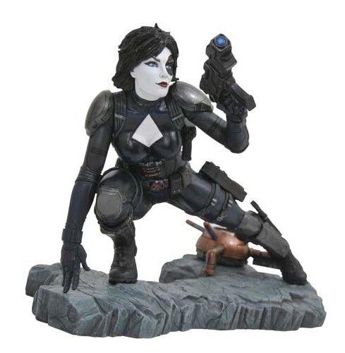Premier Collection Marvel Galerie statue Domino  3000ex par Jean St.Jean Pre-co