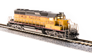 Broadway Limited  nuevo 2019  EMD SD40-2 Union Pacific hasta  3128  P3 Sonido 3715