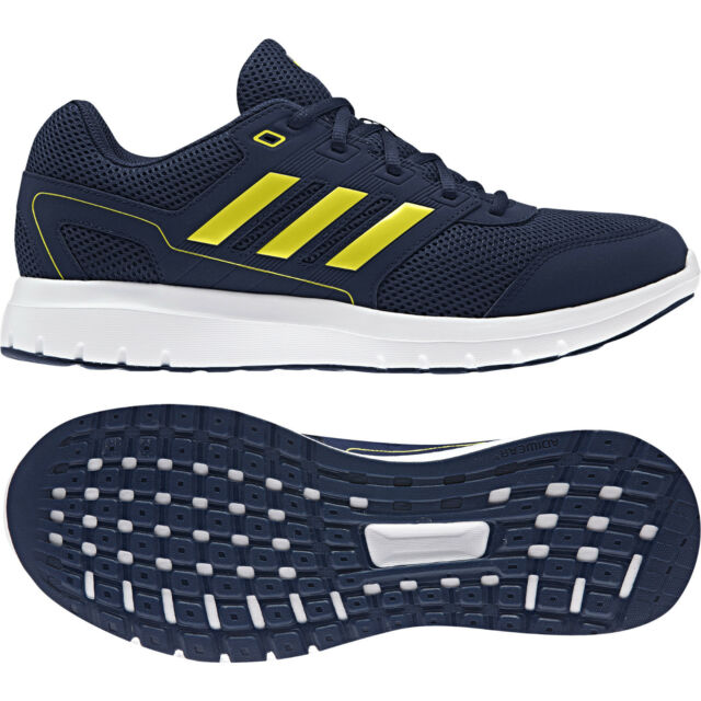 adidas duramo lite m men s running trainers in blue size 10
